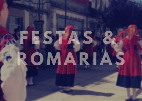 Festas de S. Sebastião dos Pinheirais - Stª Maria de Geraz do Lima