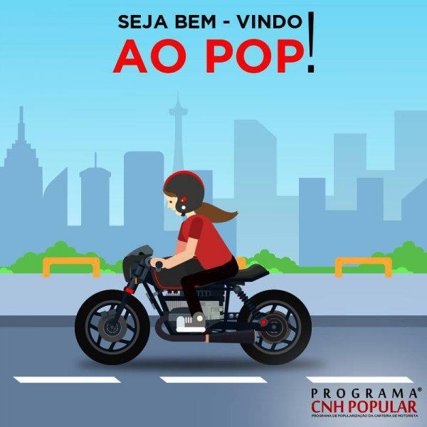 Sejam bem-vindos ao time POP, novos alunos de Santos Dumont!