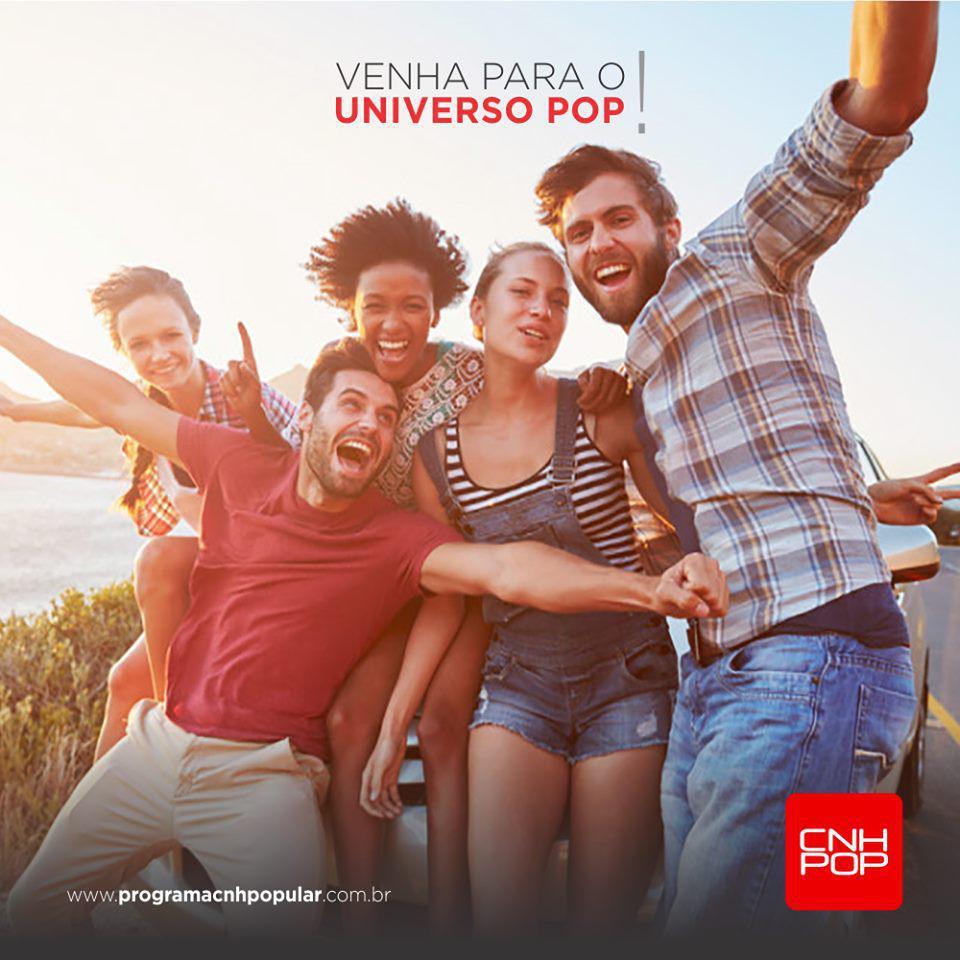 Venha para o Universo POP!