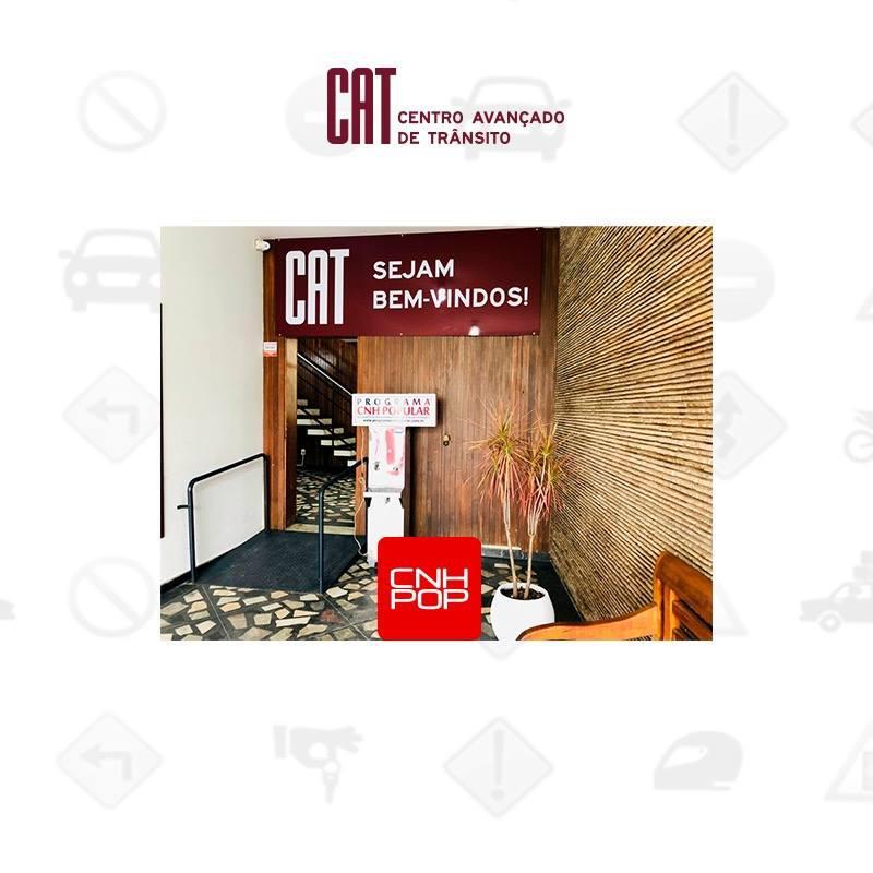 Conheça o CAT - Centro Avançado de Trânsito | SÃO JOÃO DEL REI (MG)