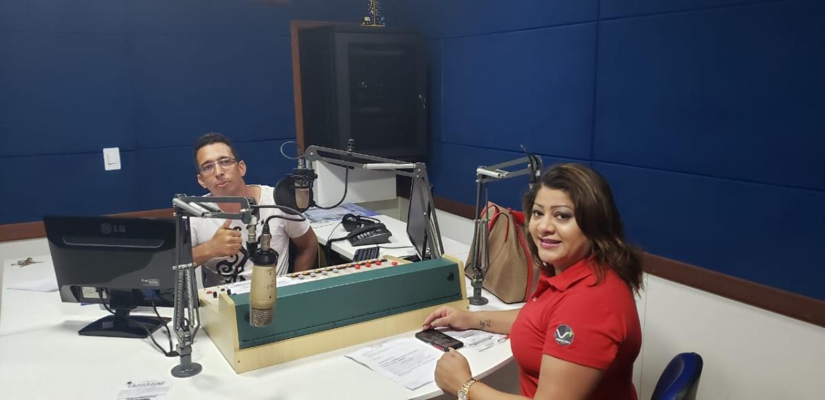 PROGRAMA CNH POPULAR na rádio LIDERANÇA FM de Abaeté