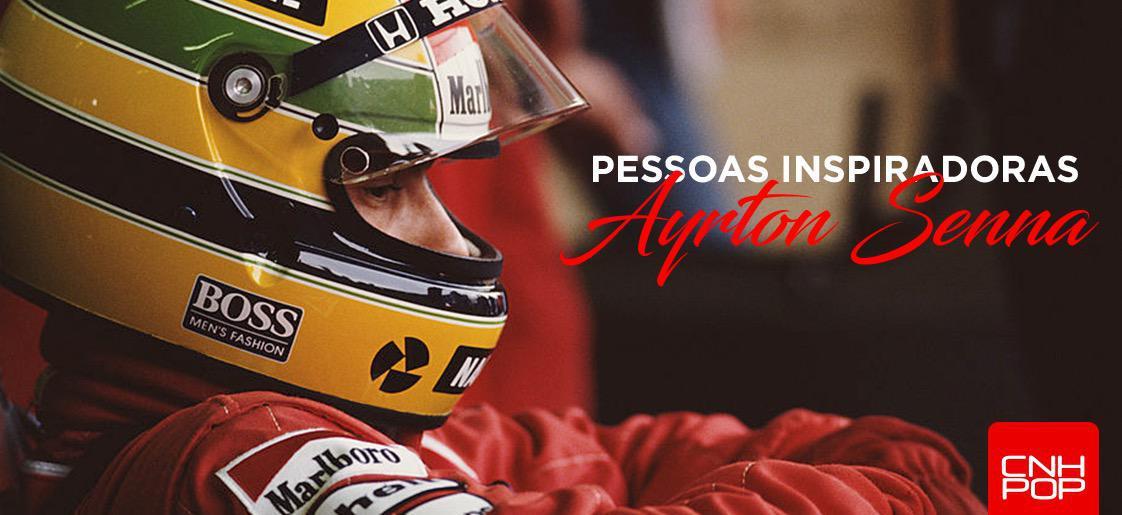 Ayrton Senna, o grande ídolo atemporal brasileiro