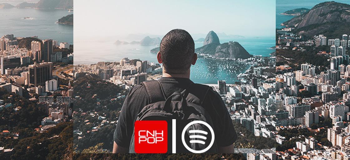Confira a nova playlist 'Em Movimento' - Brasilzão!
