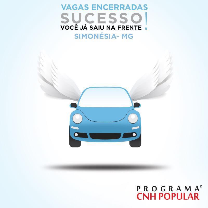 Grande sucesso, Simonésia (MG)!