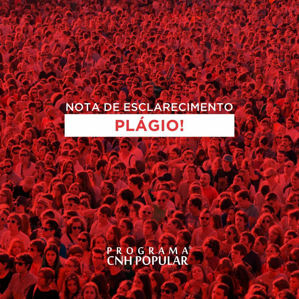 ATENÇÃO, OLIVEIRA (MG) - Nota de esclarecimento