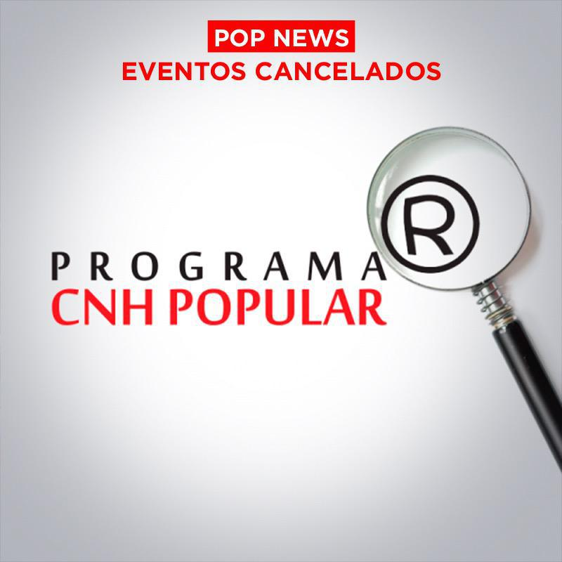POP NEWS: Evento plagiador em Oliveira (MG) é CANCELADO pela Justiça de Minas Gerais