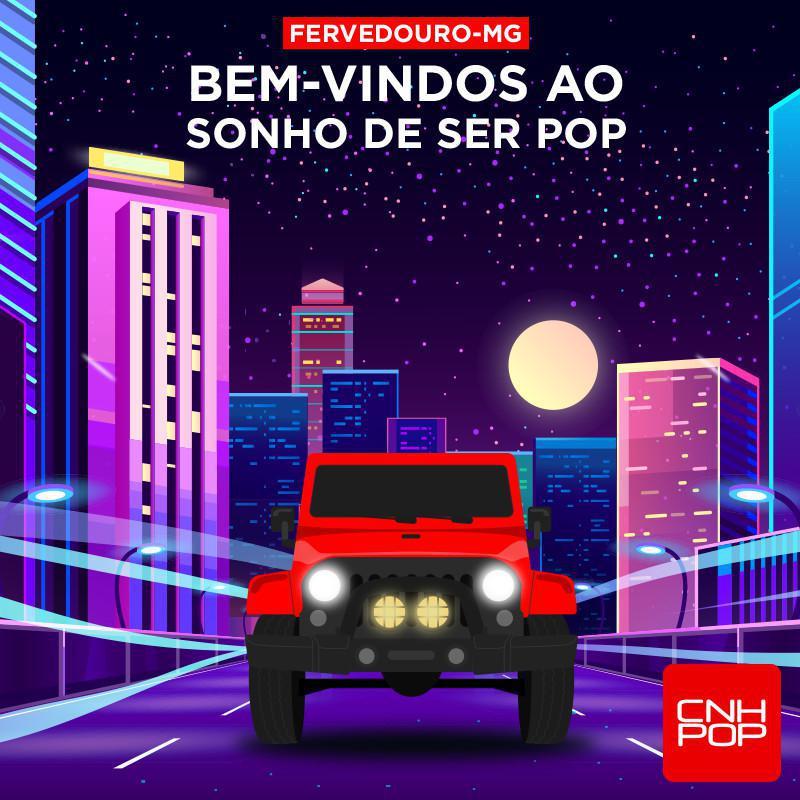 FERVEDOURO, BEM-VINDOS AO UNIVERSO POP