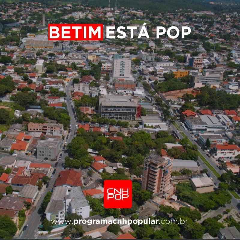 BETIM ESTÁ POP !