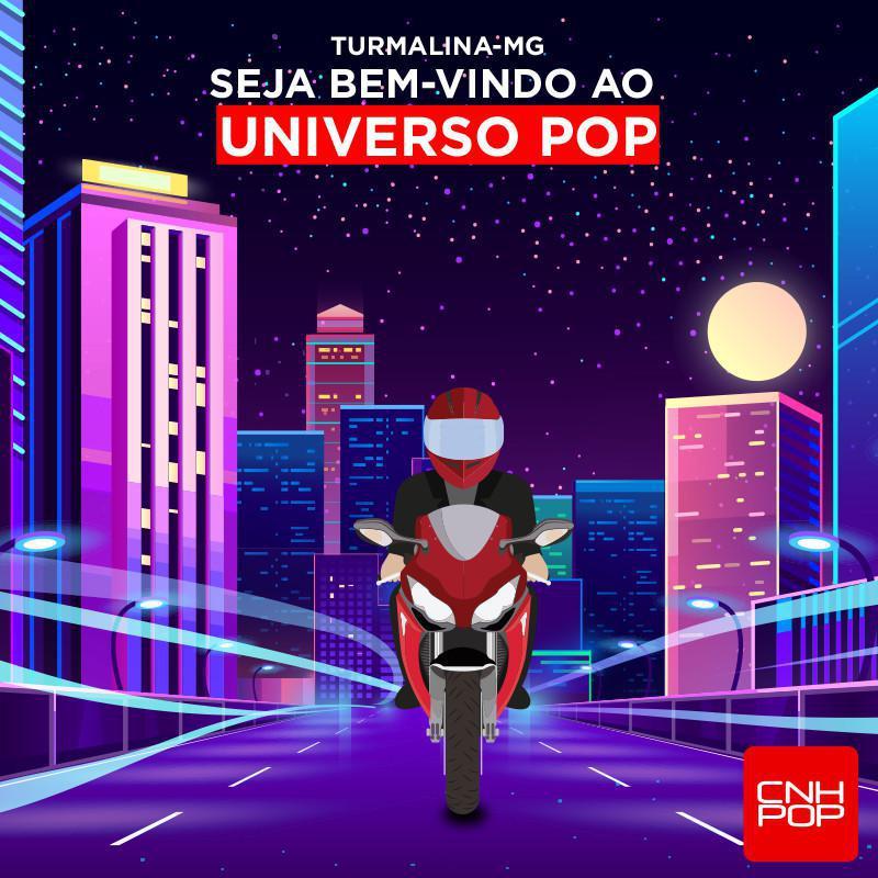 BEM-VINDOS AO UNIVERSO POP!