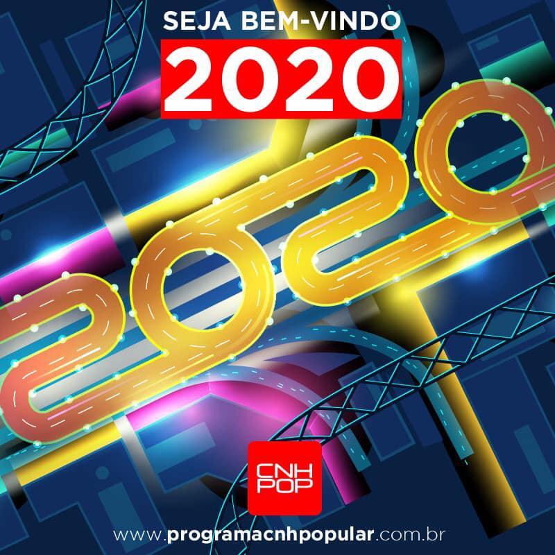 Seja Bem Vindo 2020!
