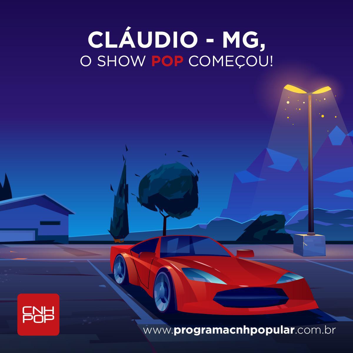 AMANHÃ, ÚLTIMO DIA DE MATRÍCULAS CLÁUDIO!