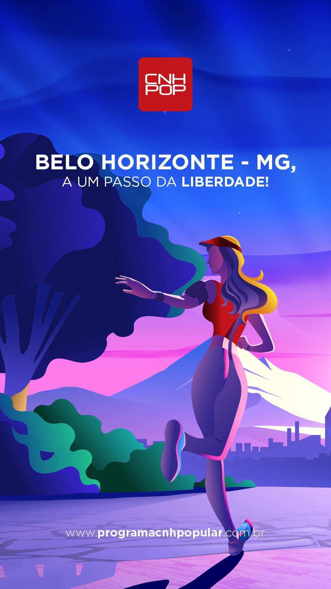 AMANHÃ, ÚLTIMO DIA DE MATRÍCULAS BH!