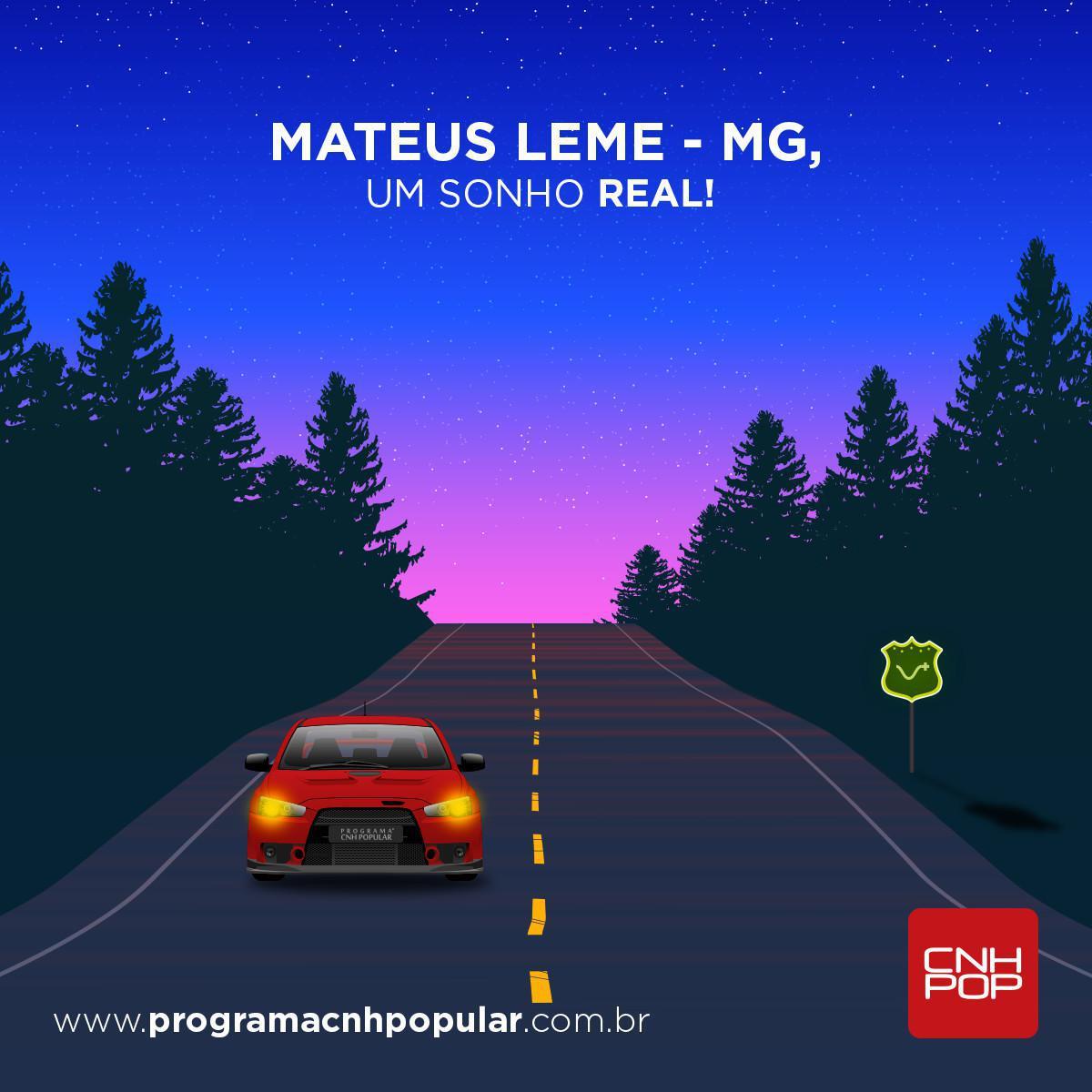 MATEUS LEME - SOMENTE NESTE FINAL DE SEMANA!
