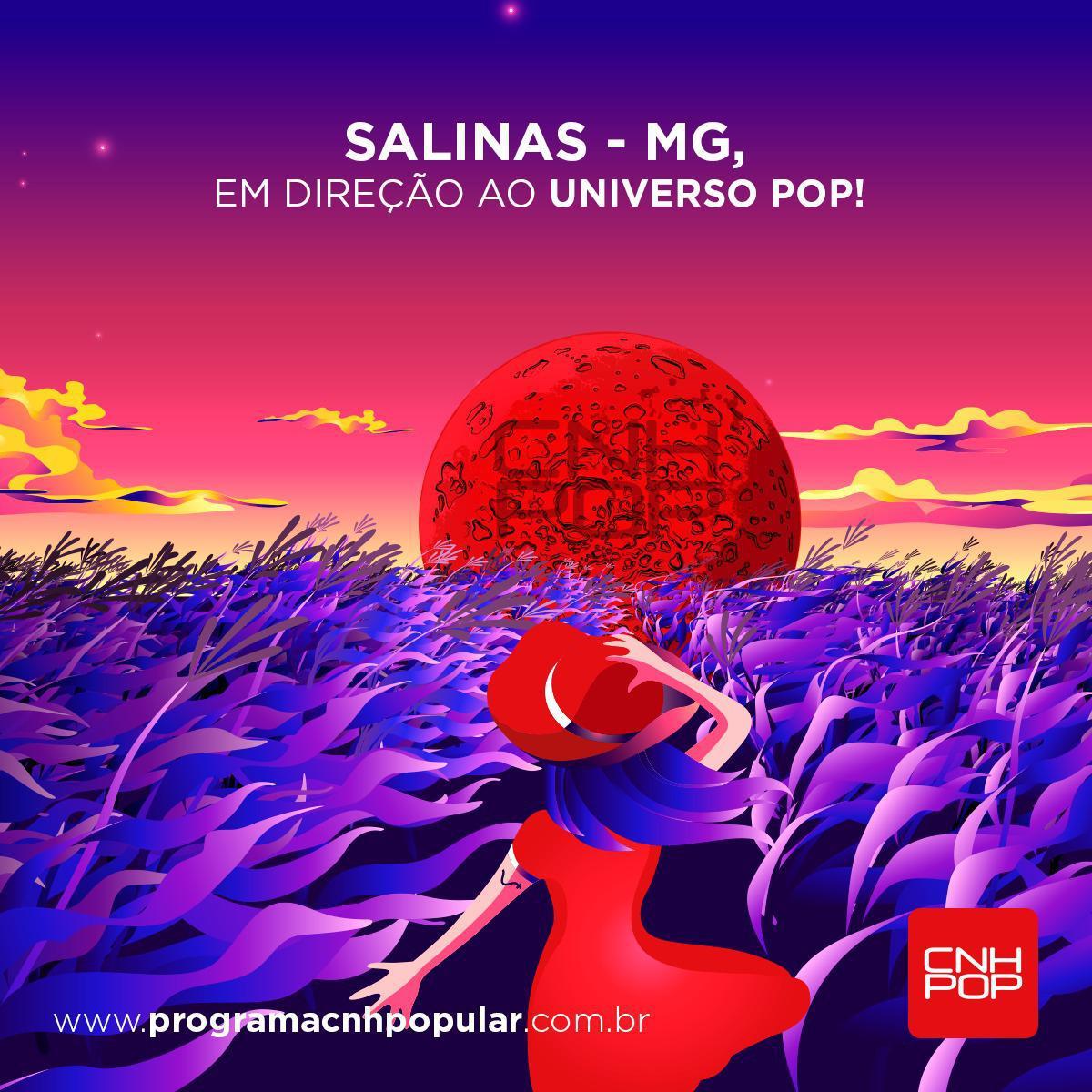 SALINAS, BEM-VINDOS AO UNIVERSO POP! ⠀⠀⠀⠀