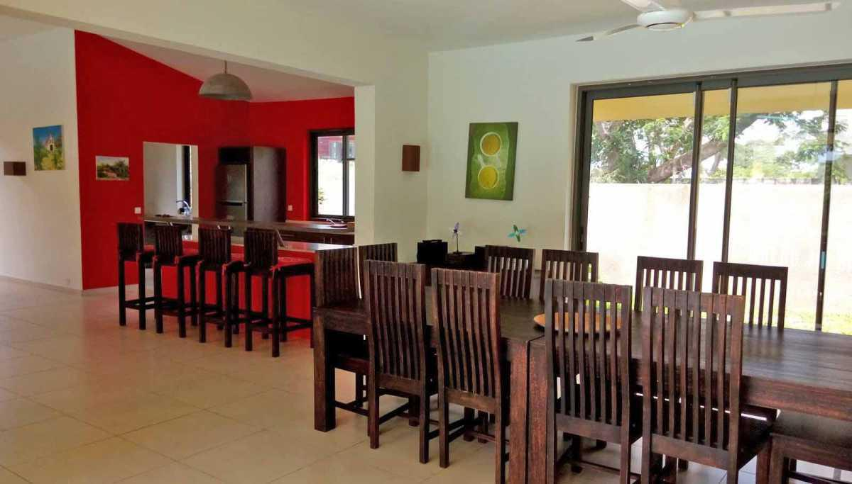 Villa for Rent in Mont Choisy - 156294