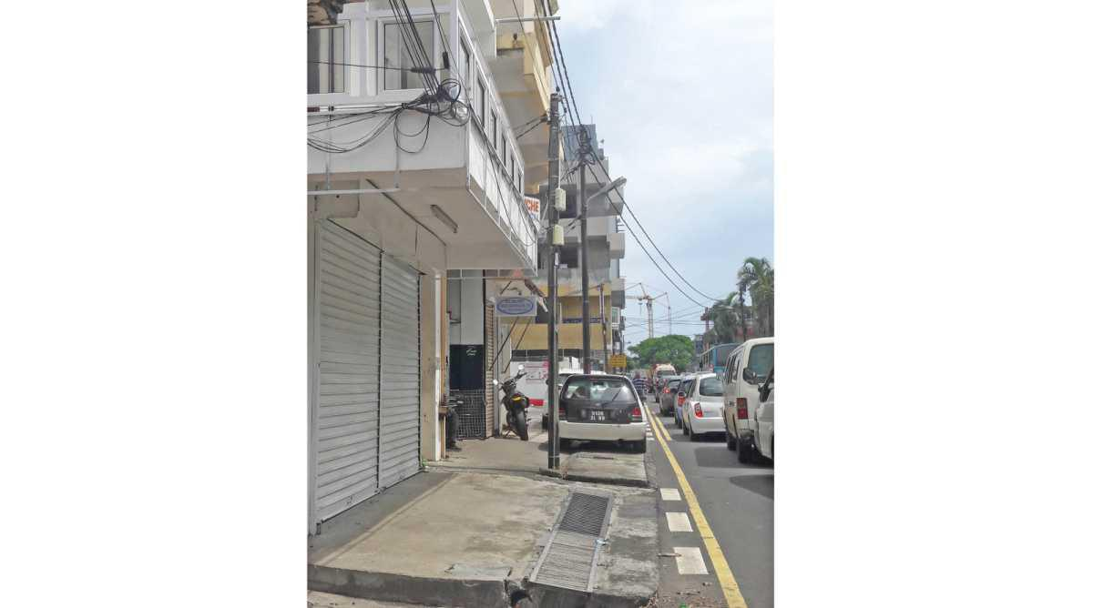 Commercial space for Rent in Port Louis - 156604