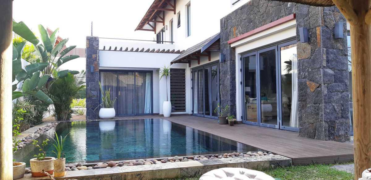 Villa for Rent in Mont Choisy - 157769