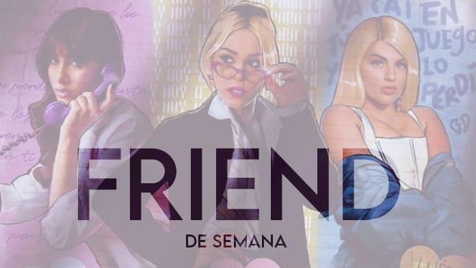 """UNA FUSIÓN EXPLOSIVA CON ESTE NUEVO HITS MUSICAL: """"FRIEND DE SEMANA"""" DE DANNA PAOLA, LUÍSA SONZA Y AITANA."""