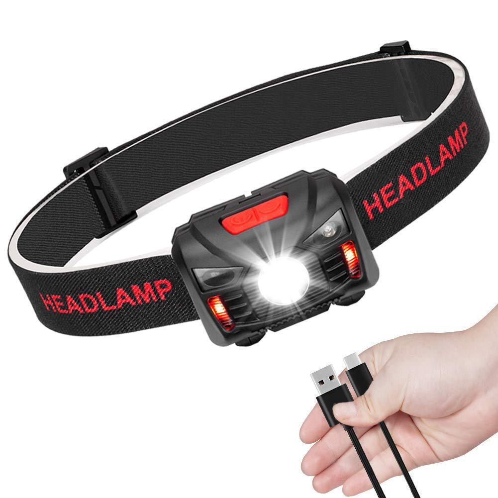 Head Torch - rechargeable