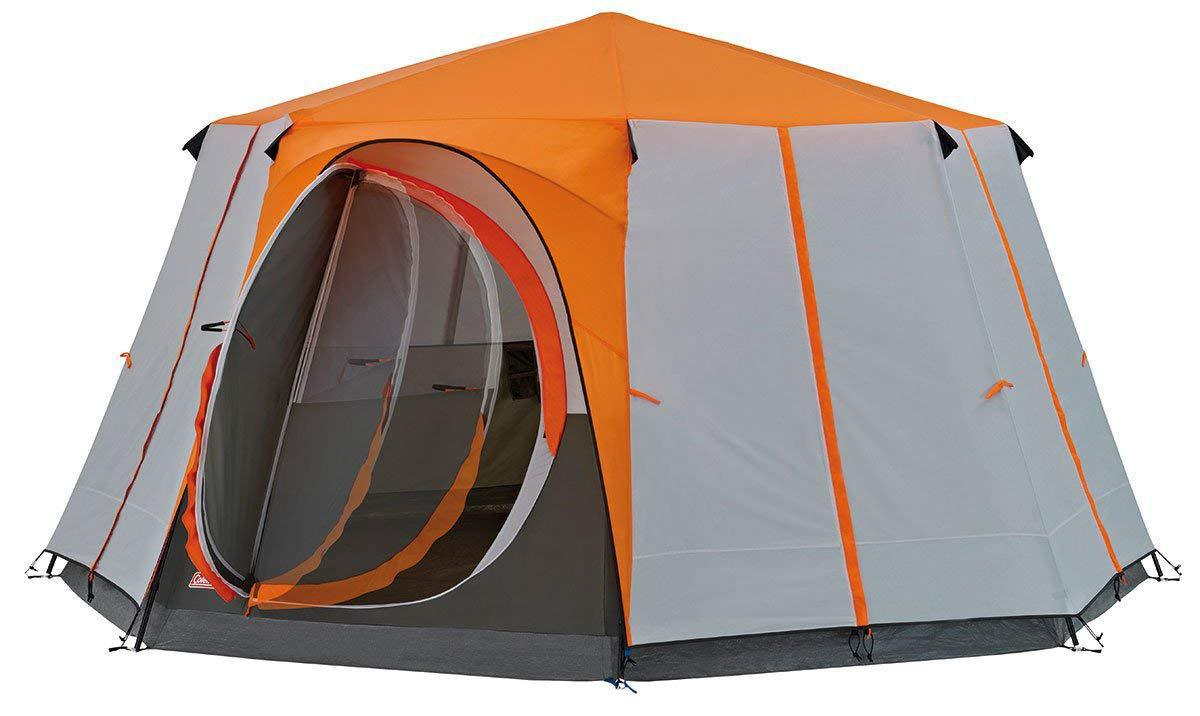 Coleman Tent Cortes Octagon, 6 to 8 man