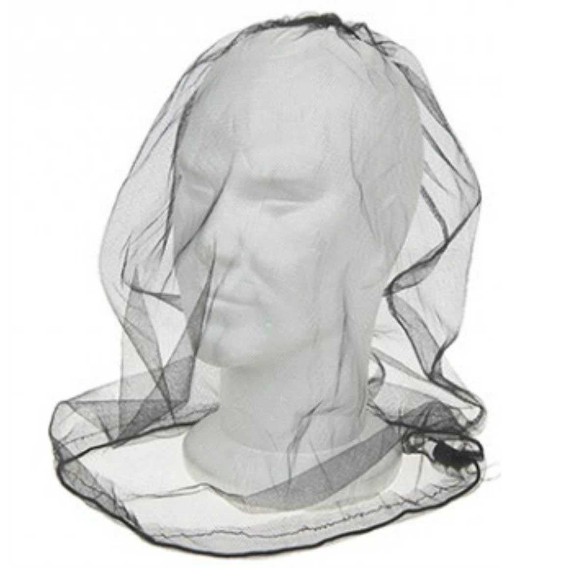 Over The Head Midge & Mosquito Mesh Net Protector
