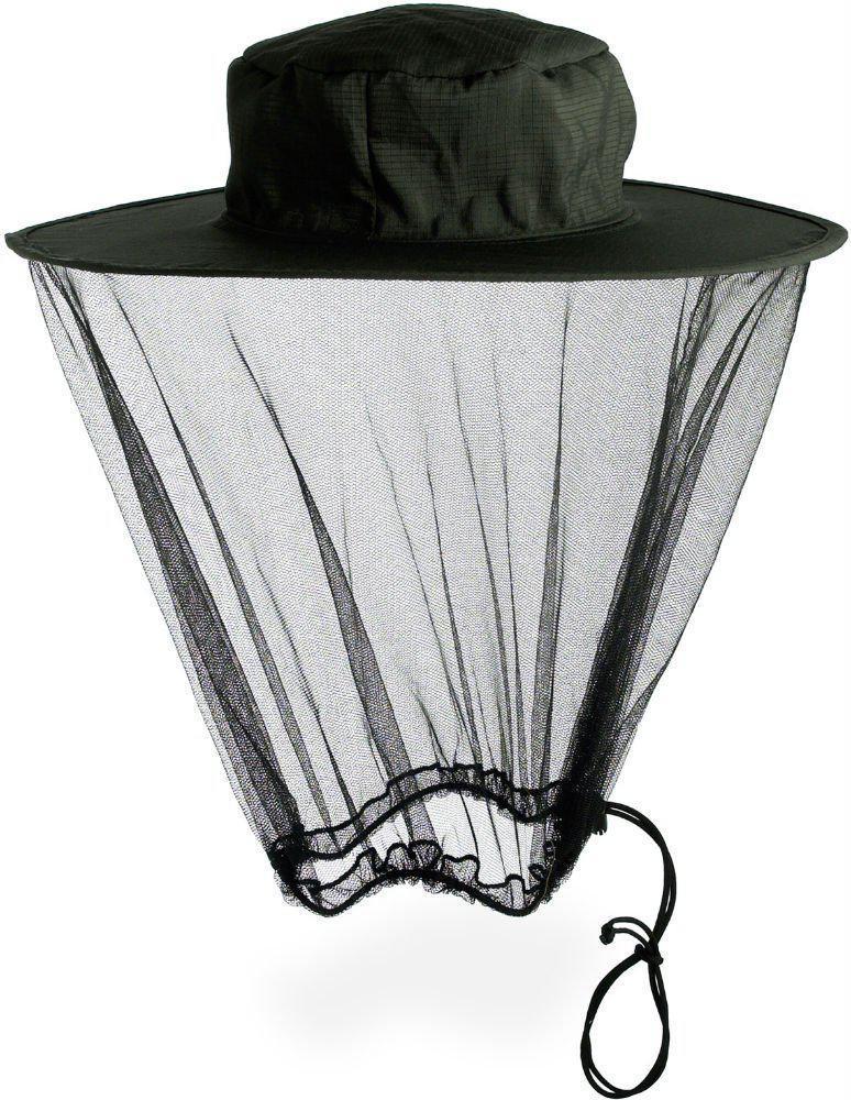 Midge/Mosquito Head Net Hat