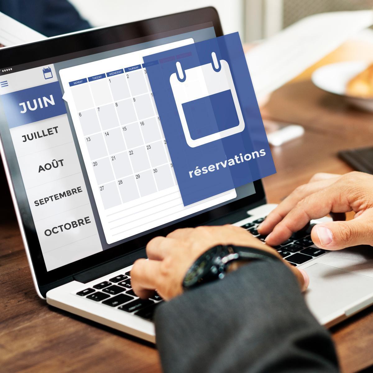 Créer un service de réservation en ligne