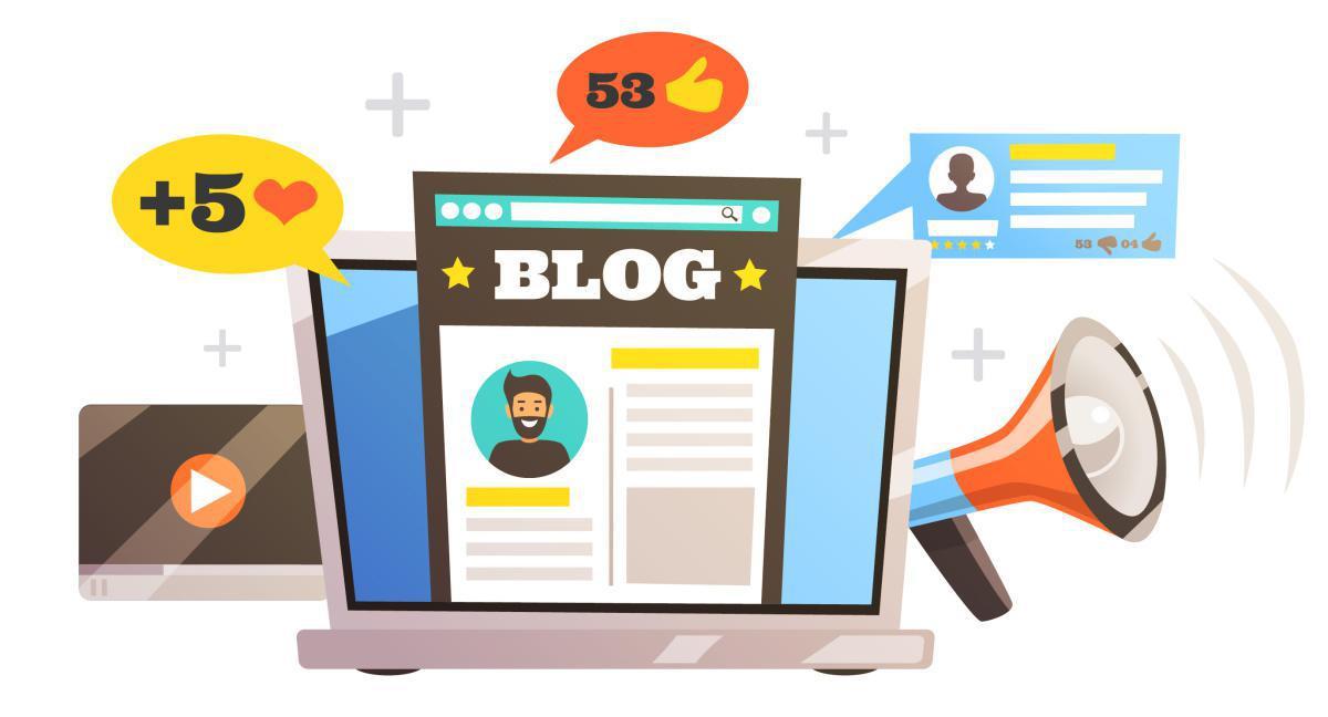 Communiquer sur internet avec un blog