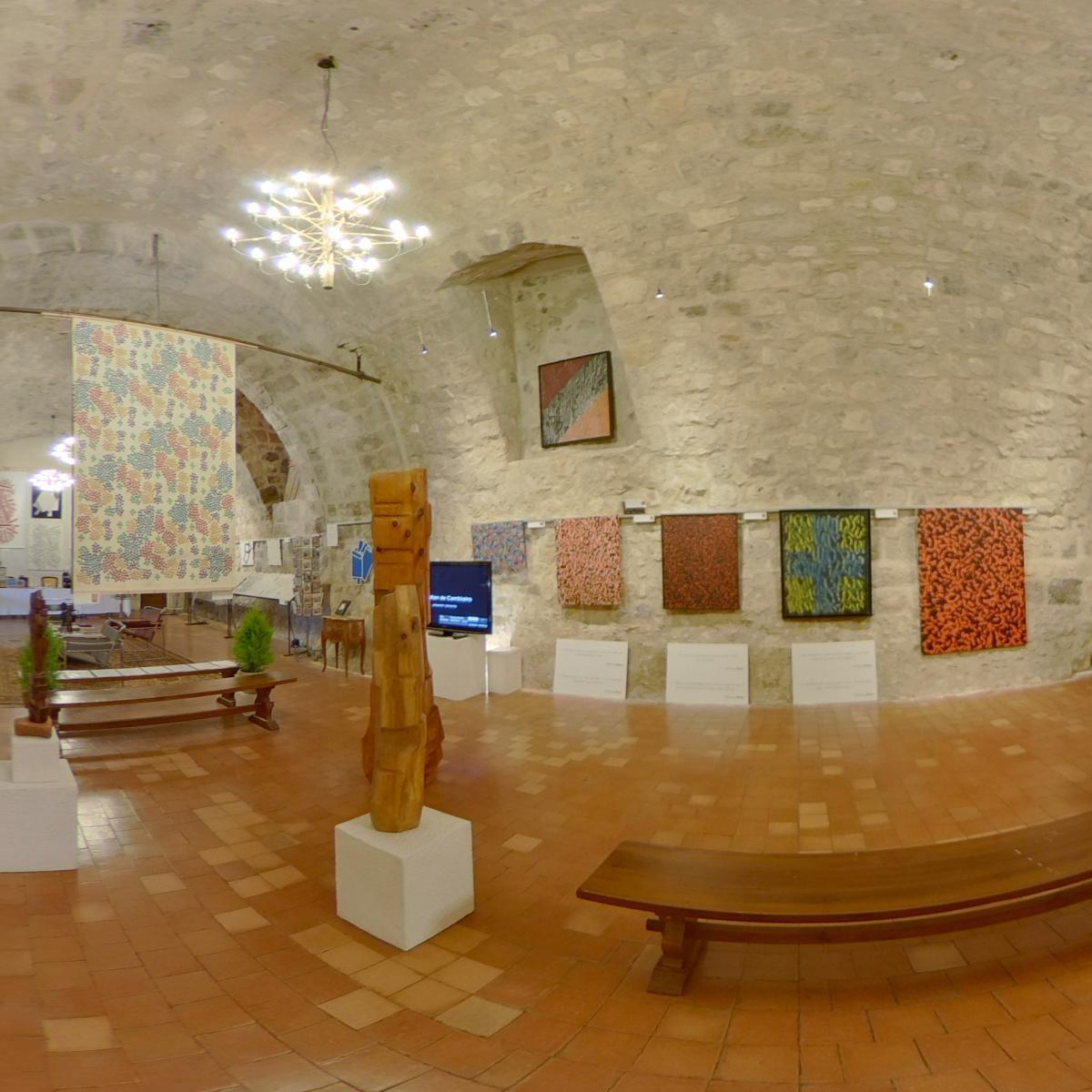 Visite virtuelle 360° à Nérac (47600) de l'exposition Cambiaire