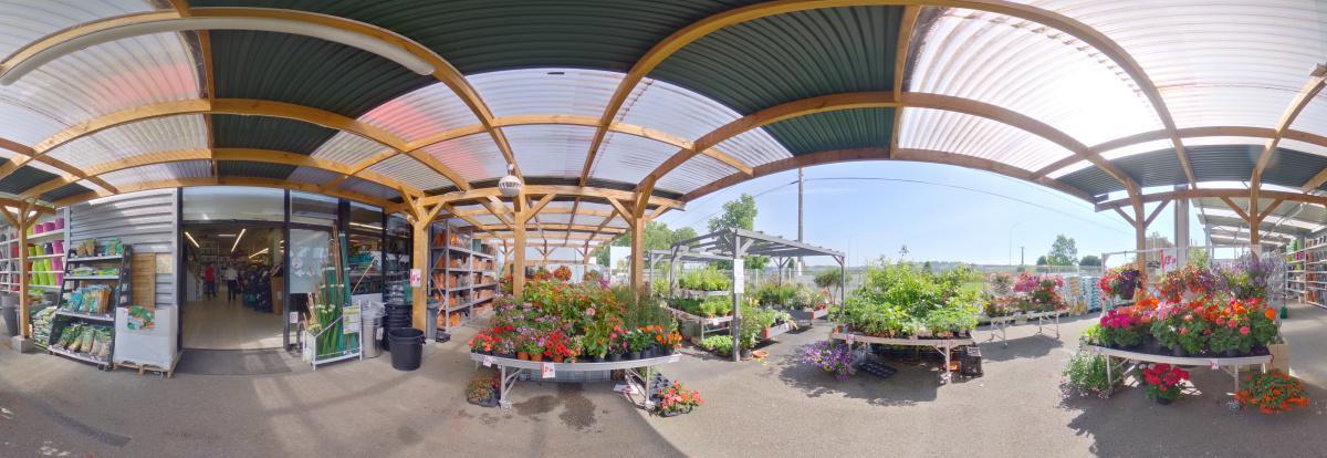 Visite virtuelle 360° à Nérac (47600) du magasin Bricomarché