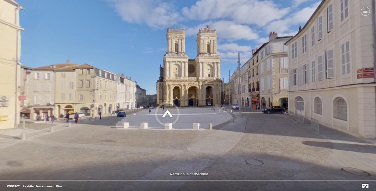Visite virtuelle 360° à Auch (32000) des réalisations des Bâtisseurs d'Arcamont
