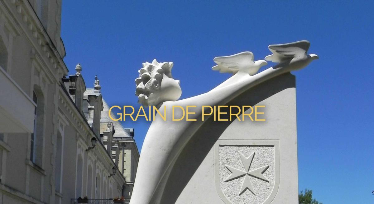 Visite virtuelle 360° à Fleurance (32500) de l'entreprise Grains de Pierre