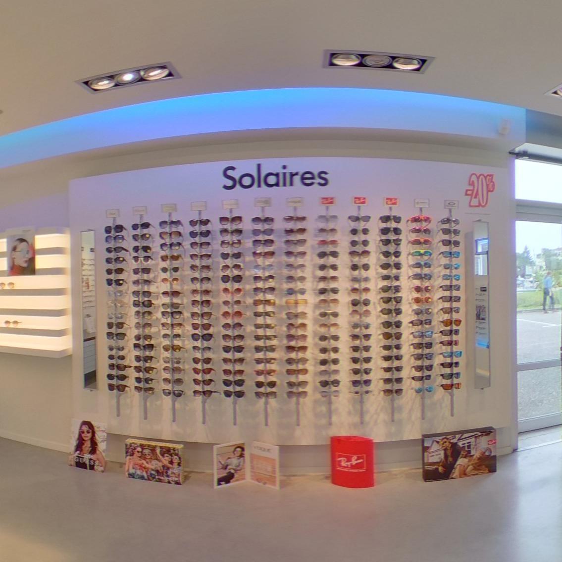 Visite virtuelle 360° à Condom (32100) du magasin Rosello Opticien