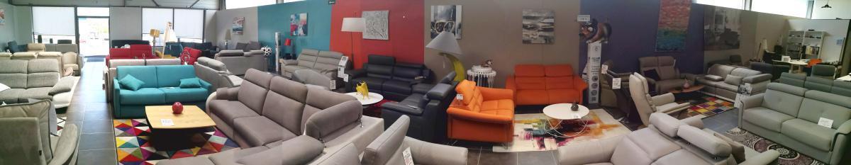 Visite virtuelle 360° à Auch (32000) du magasin Promo Meubles La Maison Convertible