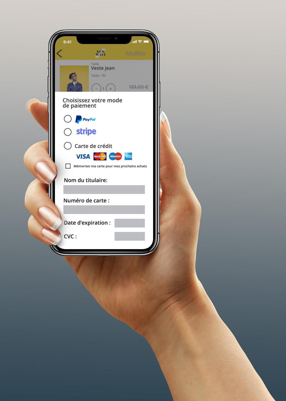 Les moyens de paiement en ligne
