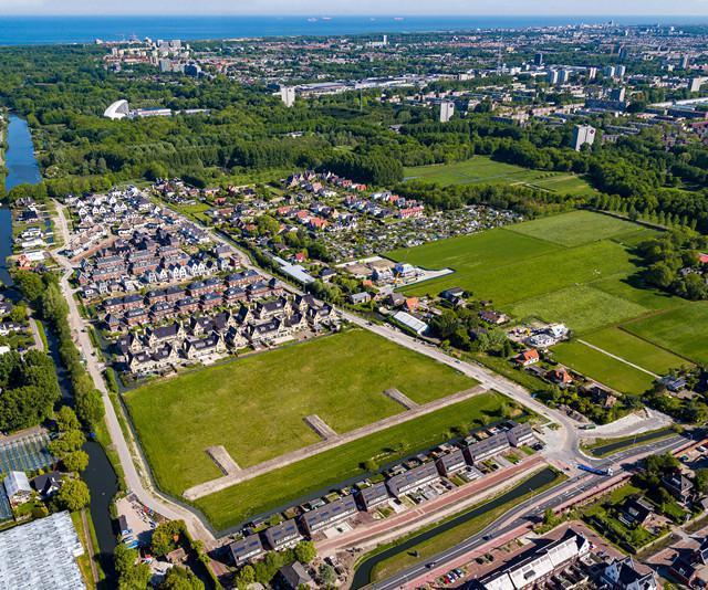 Villapark Uithofslaan Den Haag