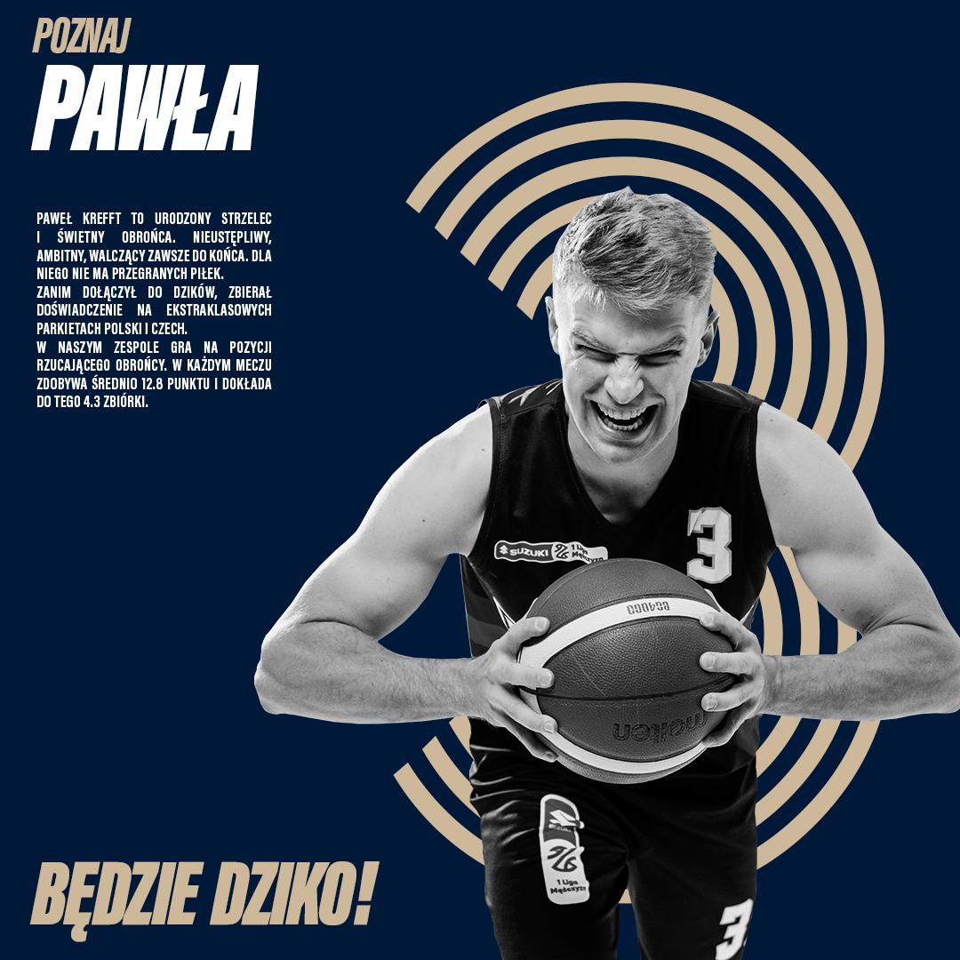 #3 Paweł Krefft