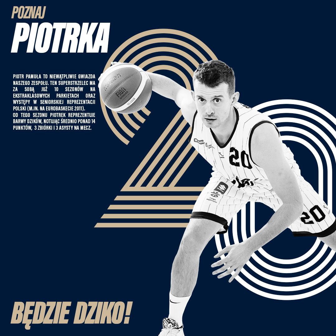 #20 Piotr Pamuła