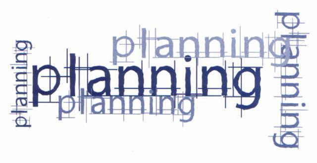 Planning en fasering van het werk.