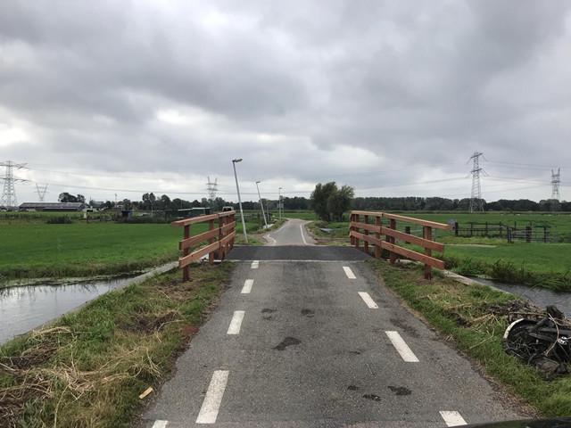 Op 26 en 27 september geen werkzaamheden op de Liergouw
