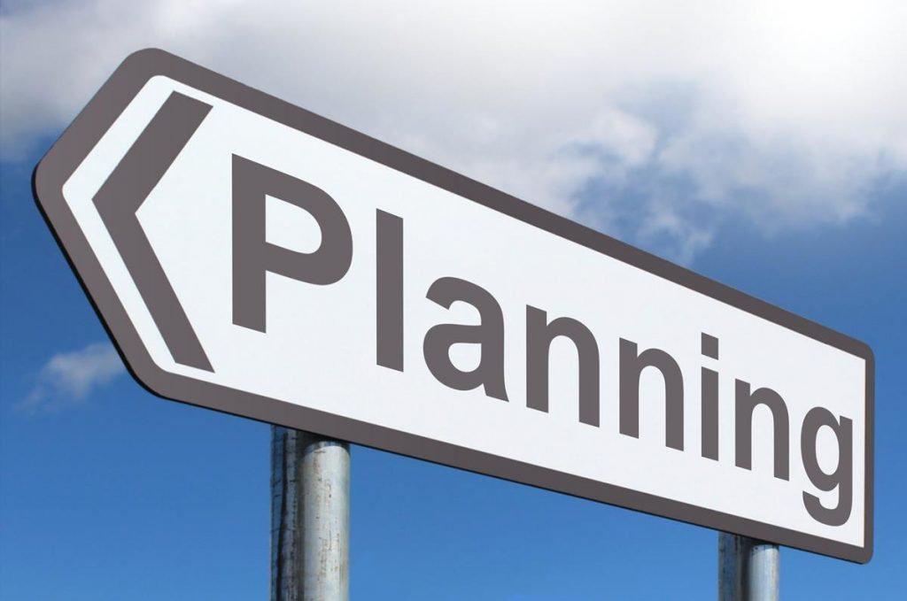 Planning en fasering maart - mei 2020, de Bouverijen