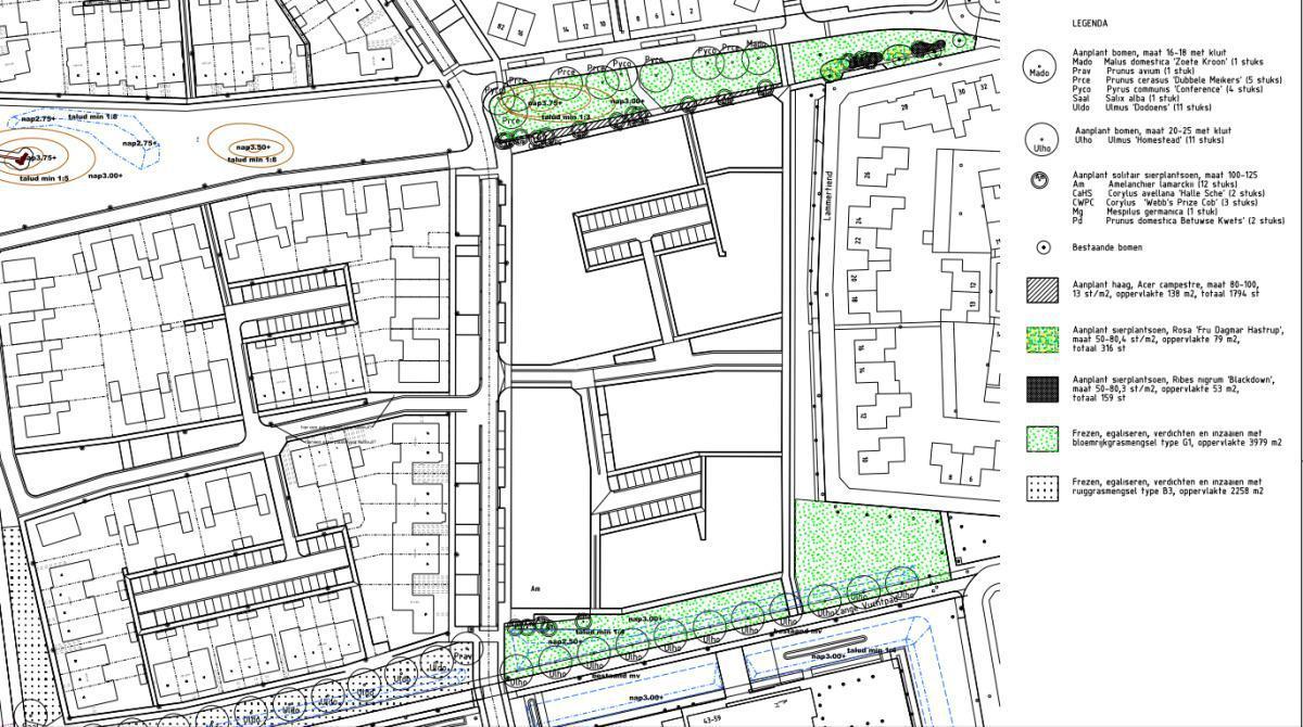 Gemeente Breda gestart met groenwerkzaamheden
