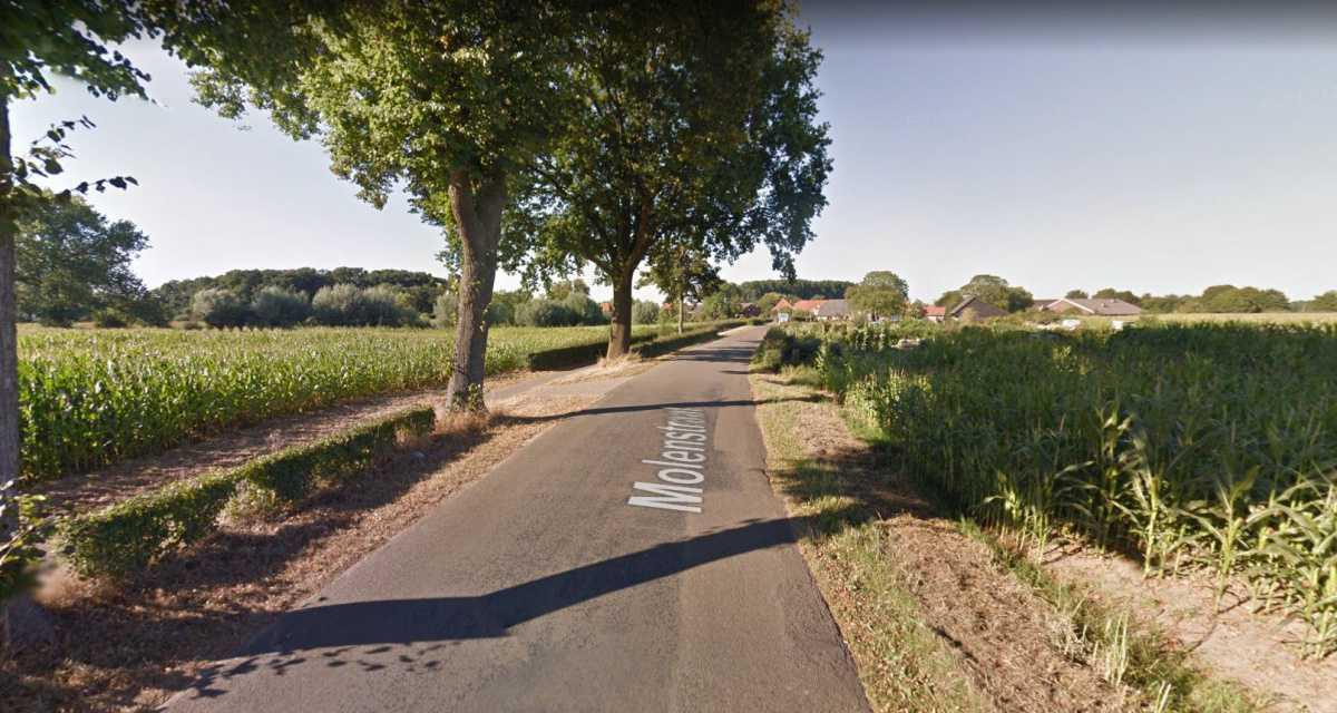 Van Gelder voert in 2021 het onderhoud uit aan het asfalt en de markeringen in de gemeente Bronckhorst