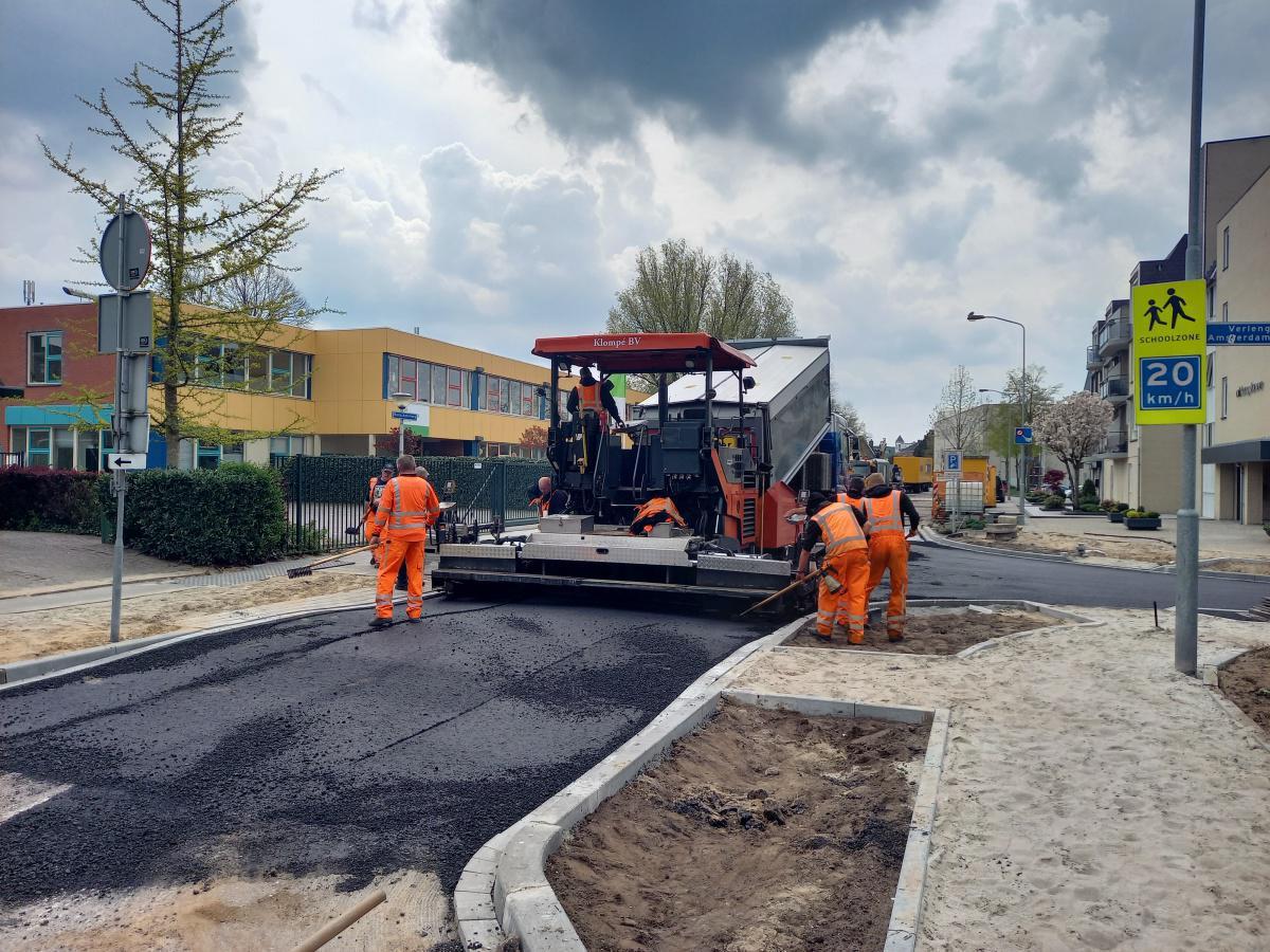 Verlengde Amsterdamseweg - Bunschoterweg Ede
