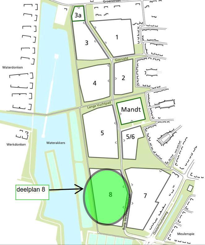 Van Wanrooij start met de verkoop van de woningen op deelplan 8