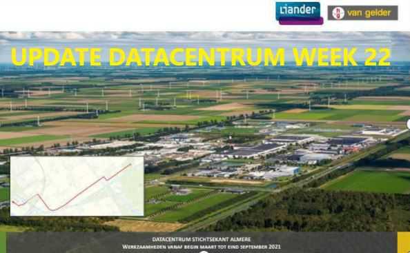 Update Datacenter Almere !