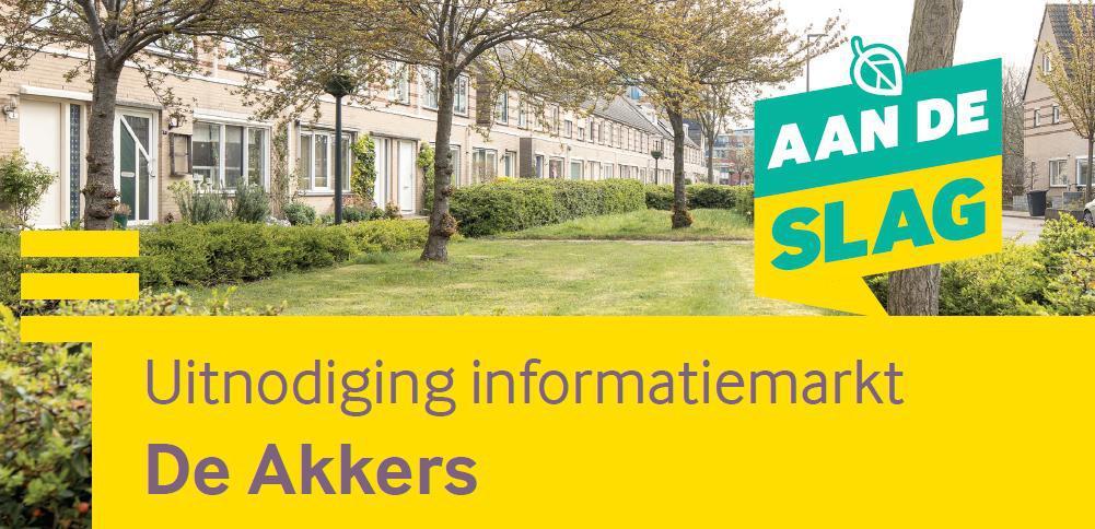 De Akkers: informatie markt