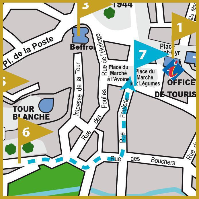 7. L'arrivée des Parisiens