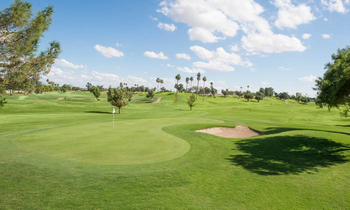 May 2018 - Superstition Springs GC