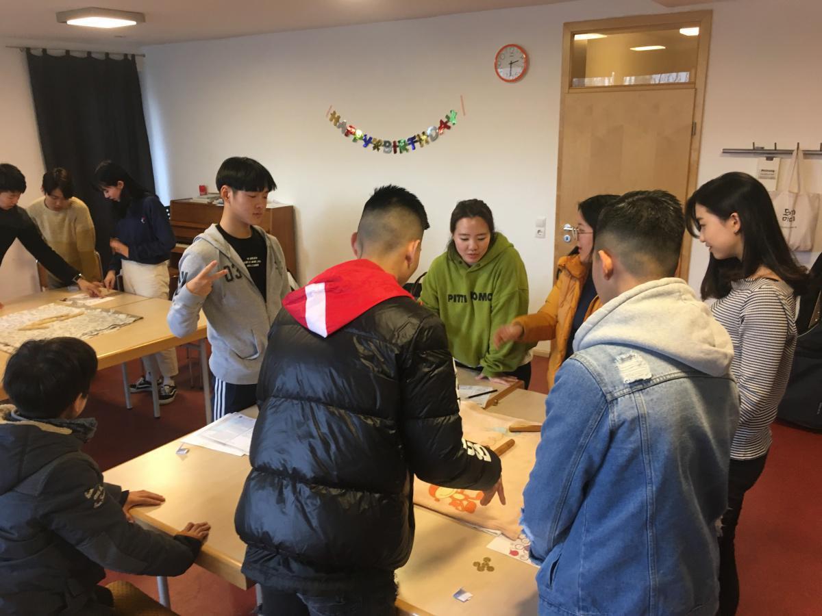 2019. 02. 10 청소년부 모임